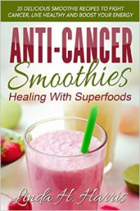 anti-cancer smoothies book