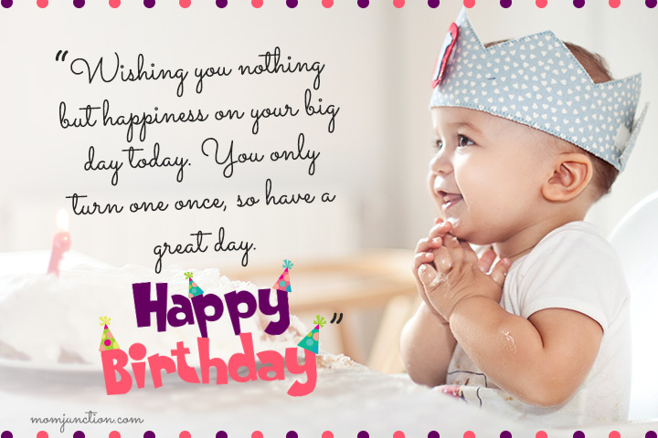 1st Birthday Wishes For Son3