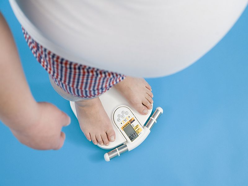 News Picture: Obesity-Linked Cancers On the Rise Among Young  Americans