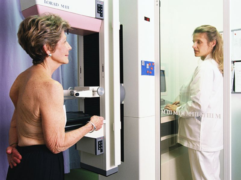 News Picture: Making Sense of Mammography Guidelines